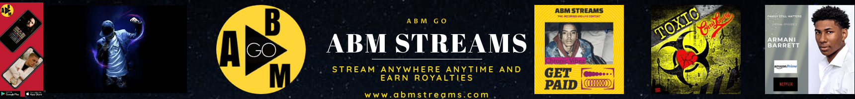 ABM Go Streams